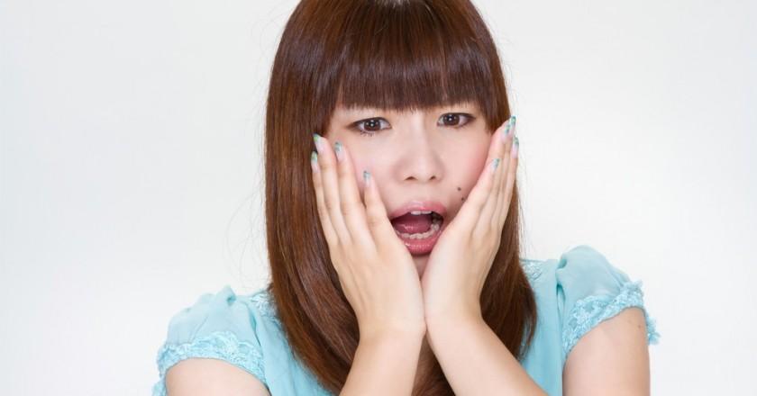 びっくり日本女
